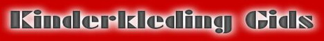 Kinderkledinggids - babykleding, Outlet kinderkleding, tweedehands merkkinderkleding en kinderschoenen